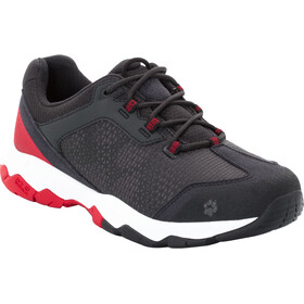 Jack Wolfskin Rock Hunter Low Shoes Herren ruby red